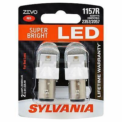 Sponsored Ebay Sylvania 1157 Zevo Led Red Bulb Bright Led Bulb Ideal For Stop And Tail Lig Bulb Led Red Led