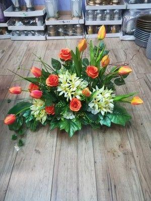 Resultat De Recherche D Images Pour Stroiki Wielkanocne Na Cmentarz Allegro Ikebana Flowers Plants