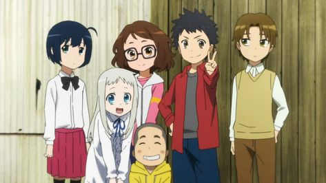 Anohana: An Anime of Remembrance and the Power of Community – OTAQUEST
