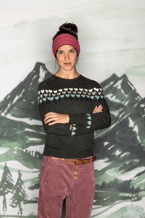 maloja Frauen Strickpullover   Maloja Streetwear Women in