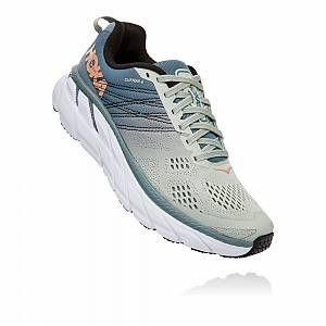 Gedempte Neutrale Hoka Clifton 6 Hardloopschoenen Voor Dames Ss20 Hoka One Running Shoes Womens Running Shoes Hoka Clifton
