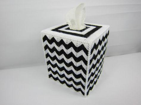 WDBZD Pl/üsch-Karikatur-Schaf-Tissue Box Cover Car Wohnzimmer Schlafzimmer Gef/üllte Tissue Box-Halter,grau L