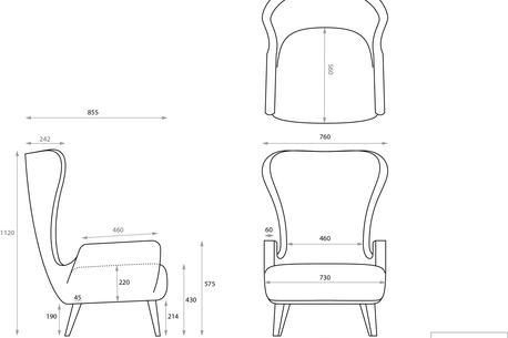 Pin By Buyisile Ngubane On Furniture Anatomy Contemporary Living Room Chairs Chair Drawing Outdoor Furniture Chairs