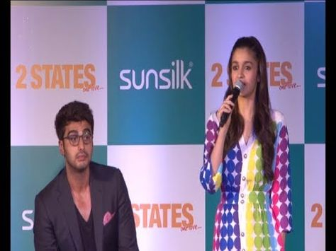 Alia Bhatt Reacts On Her Kissing Scene With Arjun Kapoor In 2