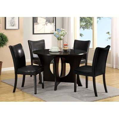 Barrington 5 Piece Dining Set Dining Room Sets Round Dining