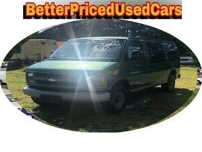 Ebay Advertisement 2000 Chevrolet Express 2000 Chevrolet