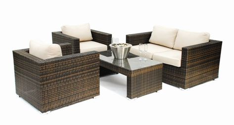Rattan sofa garten  Pretty Rattan Furniture | Furniture | Pinterest | Rattan furniture ...