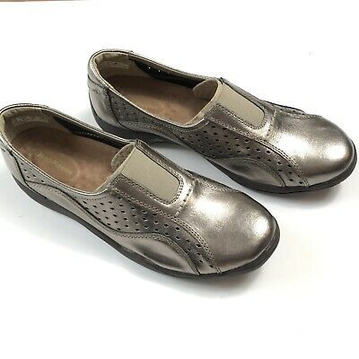 Ebay Advertisement Hush Puppies Women S Leather Casual Loafer
