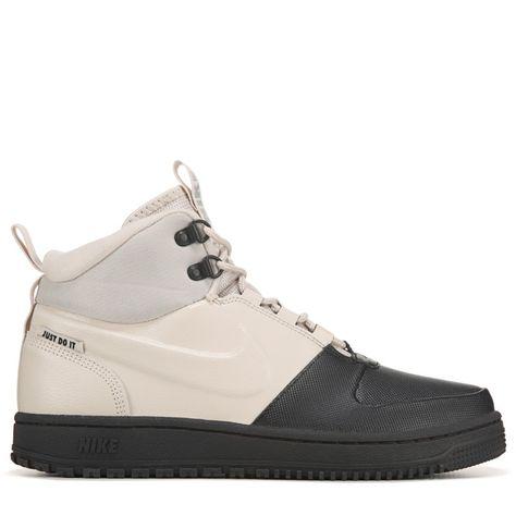 Nike Men's Path Winter High Top Sneakers (SandGrey) in 2019