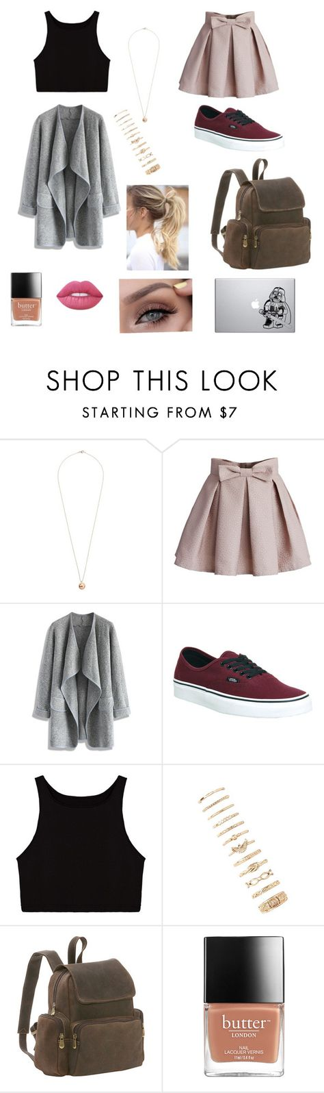 """Untitled #83"" by heresnana on Polyvore featuring Dorothy Perkins, Chicwish, Vans, Forever 21, Le Donne and Lime Crime"