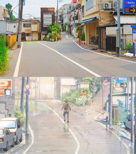 A Pilgrimage To The Real Life Locations Of Your Name Kimi No Na