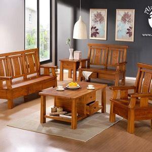 Source Teak Wood Sofa Set Design For Living Room Living Room Furniture Design On M Alibaba Com Wood Sofa Wooden Sofa Designs Sofa Set Designs