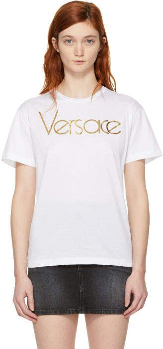 Vintage 90s Versace Logo T Shirt Black T Shirts Polos Mens Tshirts Versace T Shirt Mens Fashion Chinos