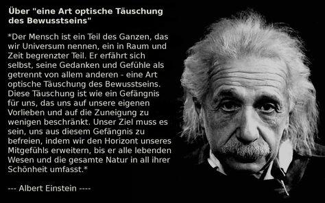 Albert Einstein: Über