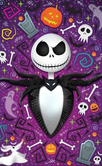 New Halloween Collection The Night Before Christma Jack Skellington Paint Nightmare Before Christmas Wallpaper Halloween Wallpaper Iphone Halloween Wallpaper