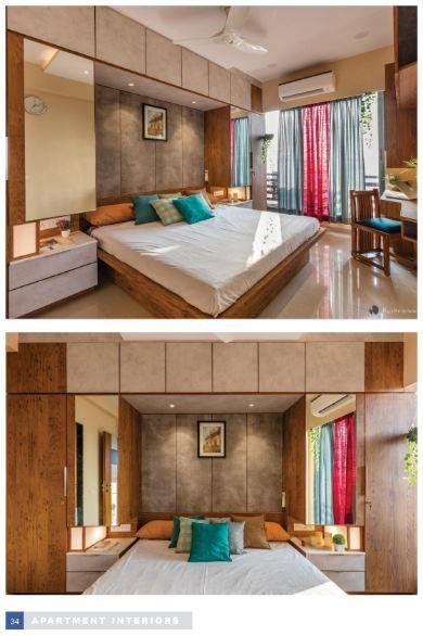50 Best Apartment Interior Design In India E Book The Architects Diary Apartment Interior Design Home Room Design Home Decor Bedroom
