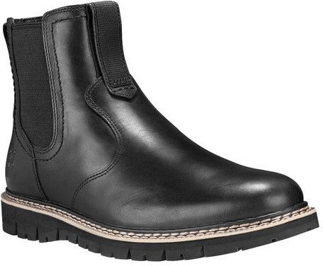 Timberland Men/'s Britton Hill Chelsea Boot Brown