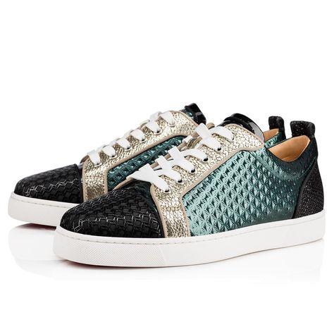 f83e6562867e CHRISTIAN LOUBOUTIN Louis Junior Orlato Men s Flat.  christianlouboutin   shoes