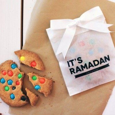 Free Ramadan Printable: Treat