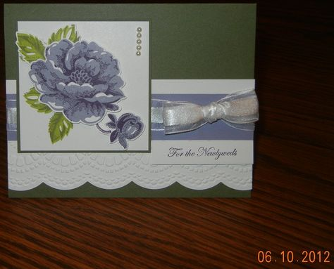 'Stippled Blossoms' and 'Teeny Tiny Wishes' Stamp Sets, Delicate Designs Embossing Folder, Large Scallop Edgelits