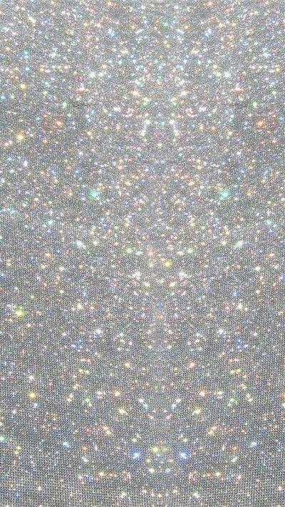 Silver Bling Sparkle Sparkle Wallpaper Iphone Wallpaper
