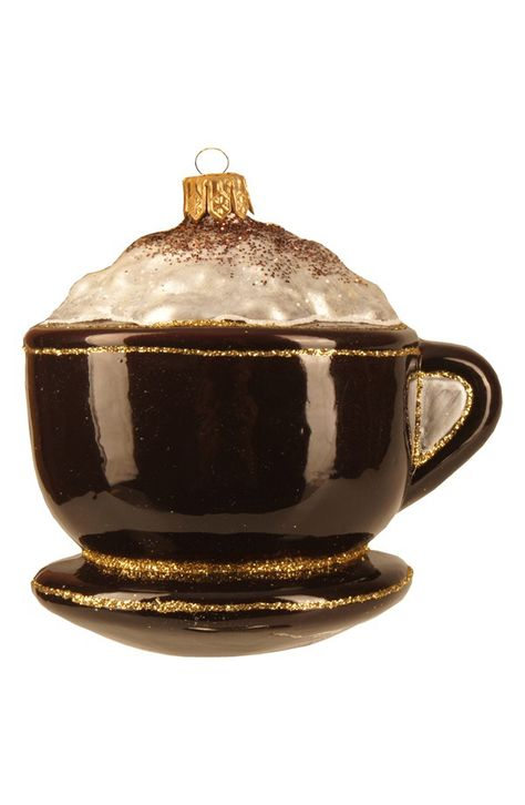 Christbaumkugeln Cappuccino.Nordstrom At Home Nordstrom At Home Coffee Cup Handblown