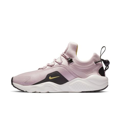 b9ea1b36a513 Nike Air Huarache City Move Women s Shoe Size 9 (Plum Chalk) in 2019 ...