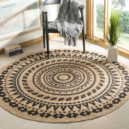 Home In 2020 Natural Jute Rug Natural Fiber Rugs Artisan Rugs