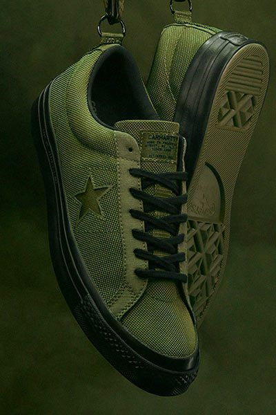 converse all star hommes kaki