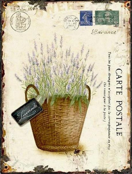 4x Servilletas Papel-palacio Herbiers-Para Fiesta Decoupage Vintage