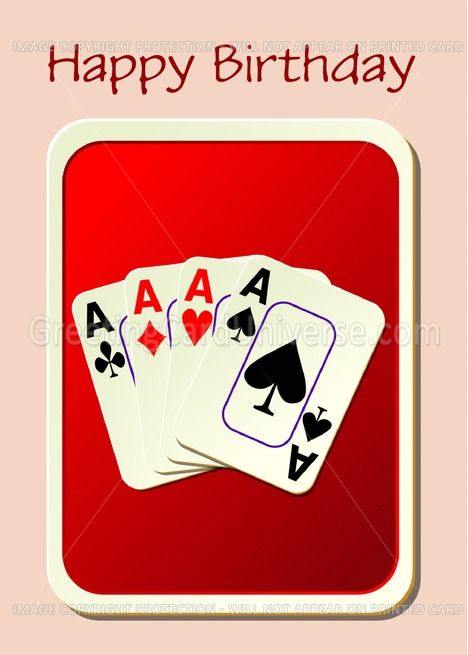 Happy Birthday Bridge Card Game Playing Cards Ad Sponsored Bridge Birthday Happy Card Bridge Card Game Bridge Card Card Games