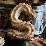 advent Alsatian Christmas cookies for...