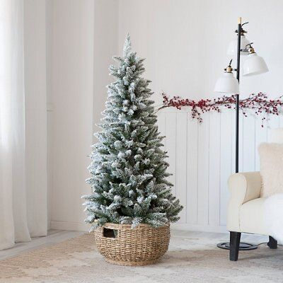 Como Hacer Un Arbol De Navidad Nevado