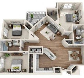26 Trendy House Interior Design Layout Loft House House Plans Sims House Plans House Architecture Design