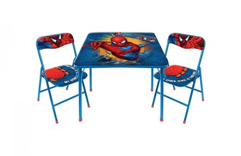 Childrens Fold Up Table And Chairs Lawn Chair Cushions On Sale Kids Camping Best Spray Paint For Wood Furniture