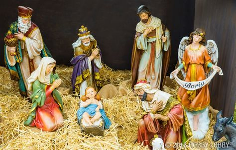 Image Result For Hobby Lobby Nativity Sets Display Nativity Scene Display Outdoor Nativity Outdoor Nativity Scene