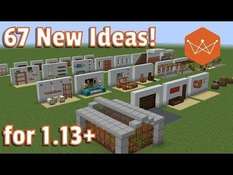 Minecraft Furniture Ideas To Get 23 Ideas For 2019 Unique Furniture Pieces Diy Patio Furniture Furniture Design