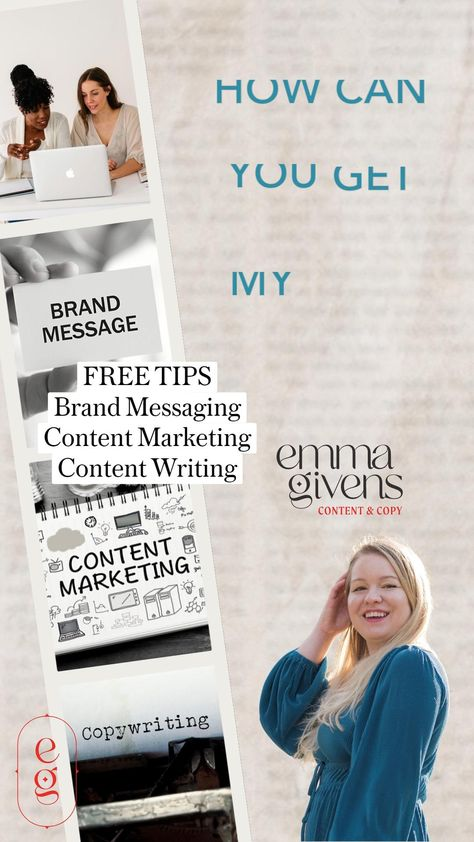 FREE Small Business Marketing Tips   Small Business Tips, Content Writing