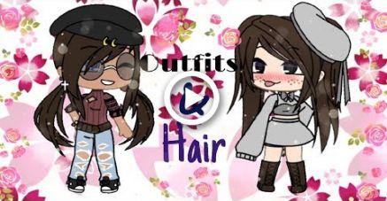 Gacha Life Outfit Hair Ideas Ponytail Hairstyles Easy Easy And Beautiful Hairstyles Girls Hairstyles Easy
