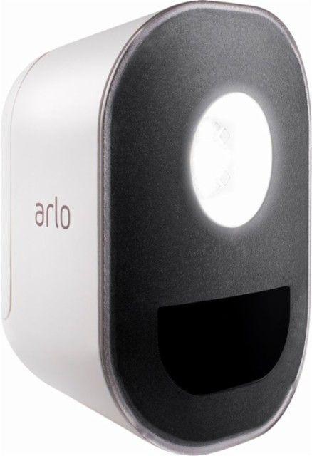 Arlo - Indoor/Outdoor Smart Home Security Light  Wire-Free