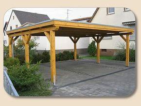 Carports Bausatz Zuruck Zur Bildergalerie Klick Carport Bausatz Carports Carport Terrasse
