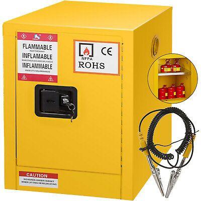 Ad Ebay Url 73 Gallon Safety Cabinet For Flammable Liquids Leak Proof Warning Label Welded In 2020 Adjustable Shelving Locker Storage Galvanized