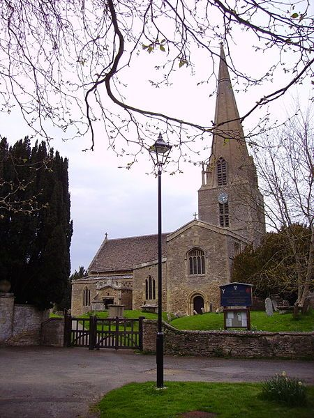 Bampton--The town in England that serves as the village in Downton Abbey