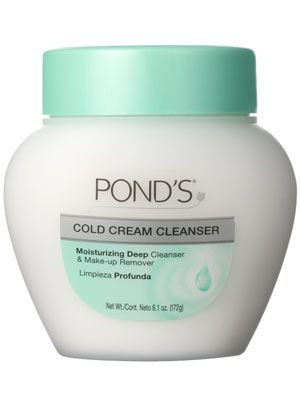 Pond S Cold Cream Cleanser Ponds Cold Cream Cold Cream Cream Cleanser