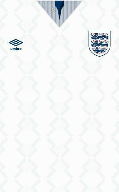 England 1990 World Cup Shirt Wallpaper England National Football Team World Cup Shirts England Football Team