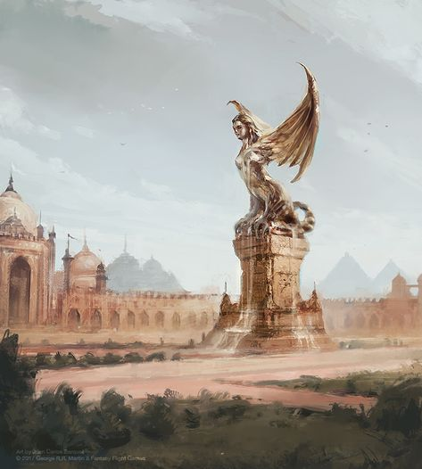 r/ImaginaryMonuments: Artwork featuring monuments, monoliths, statues, and shrines or memorials [](/imtrackinglink)