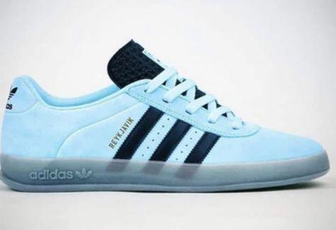 Adidas Dragon blue white shoes Kengät