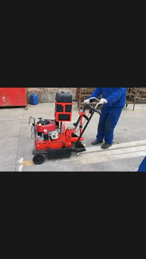 Thermoplastic line remover for sale.