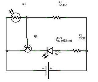 Dark Sensor Light Sensor Automatic Street Light Street