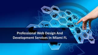Professional Web Design And Development Services In Miami Fl In 2020 Professional Web Design Web Design Design Development